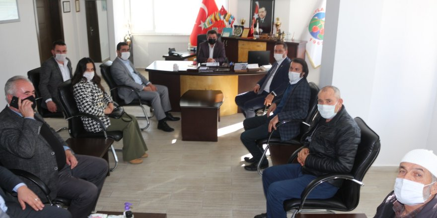 AK Partili Vekil Taşeli Bölgesinde