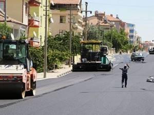 Alparslan Türkeş Bulvarı'nda Son Düzenlemeler