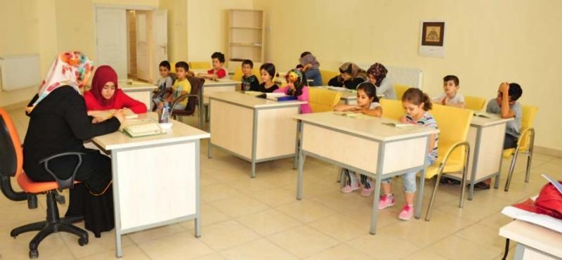 Çocuk Ve Gençler İçin Yaz Kursları Devam Ediyor 2