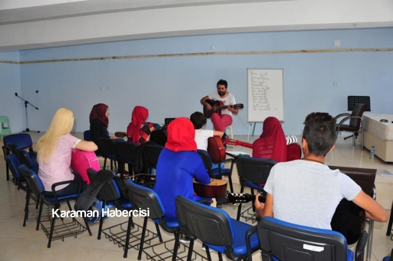 Çocuk Ve Gençler İçin Yaz Kursları Devam Ediyor 4
