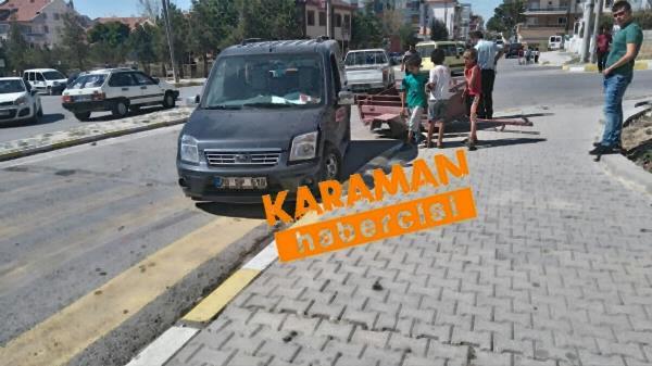 Karaman'da Trafik Kazaları 7