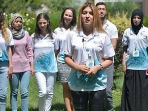 Yabancı Uyruklu Öğrenciler Karaman'dan Ayrıldılar