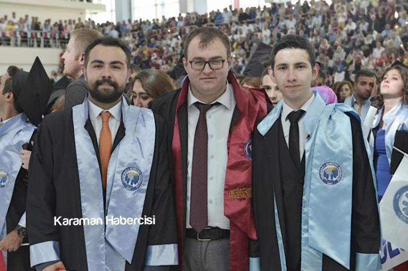 KMÜ'de İktisadi ve İdari Bilimler Fakültesi Öğrencileri Kep Attı 5