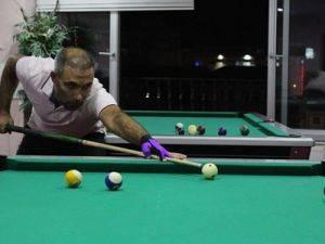 Karaman'da Pool Bilardo Birincileri Belli Oldu