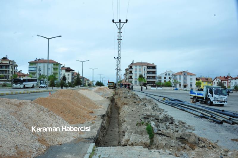 Şantiye Şehri Karaman 1