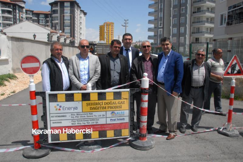 Şantiye Şehri Karaman 5