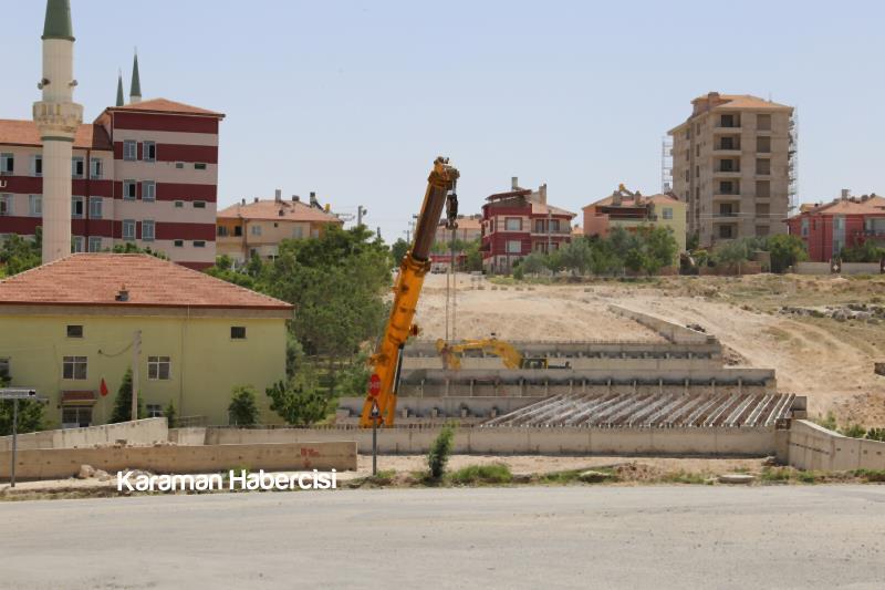 Şantiye Şehri Karaman 7
