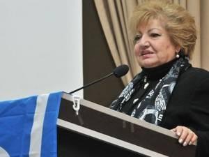 KMÜ Prof.Dr.Hanım Halilova'yı Ağırladı