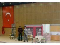Karaman'da Tiyatro Dolu Bir Haftayı Geride Bıraktı