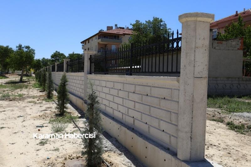 Karaman Mezarlık Hizmetlerinde Örnek Belediye 1