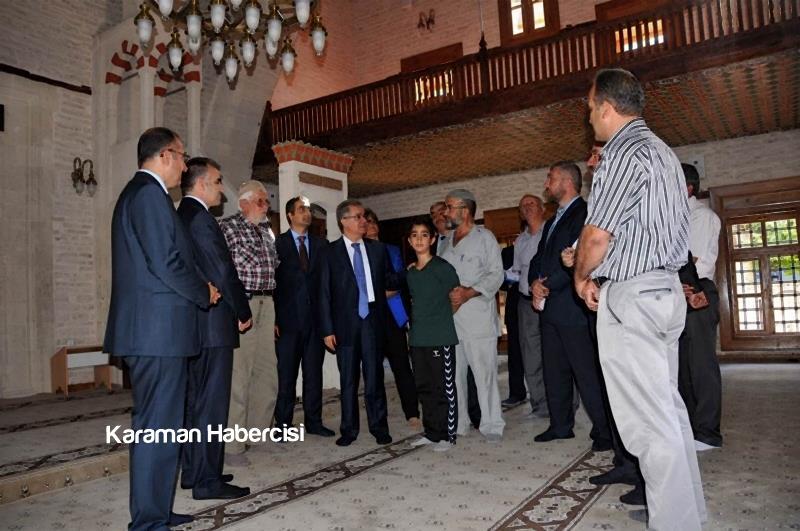 Vali Süleyman Tapsız'ın İlçe Ziyaretleri 25