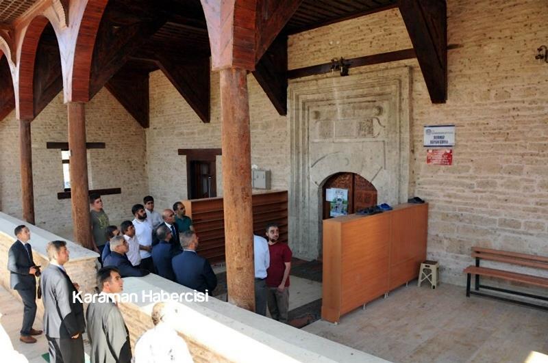 Vali Süleyman Tapsız'ın İlçe Ziyaretleri 26
