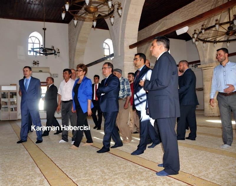 Vali Süleyman Tapsız'ın İlçe Ziyaretleri 28