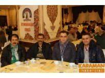 İstanbul'da Karamanlılardan Renkli Gece