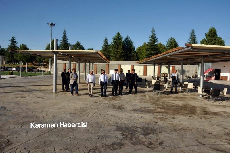 Vali Tapsız Necmettin Erbakan Parkında İncelemelerde Bulundu 4