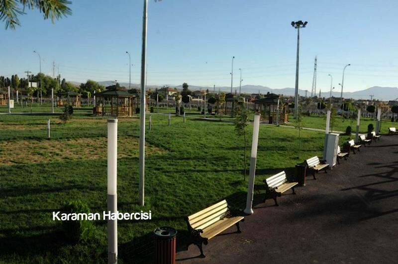 Vali Tapsız Necmettin Erbakan Parkında İncelemelerde Bulundu 5