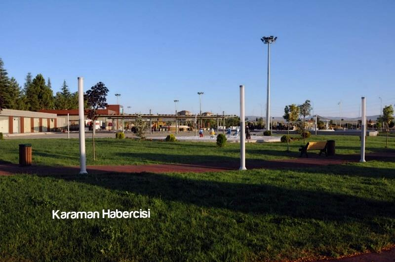 Vali Tapsız Necmettin Erbakan Parkında İncelemelerde Bulundu 7