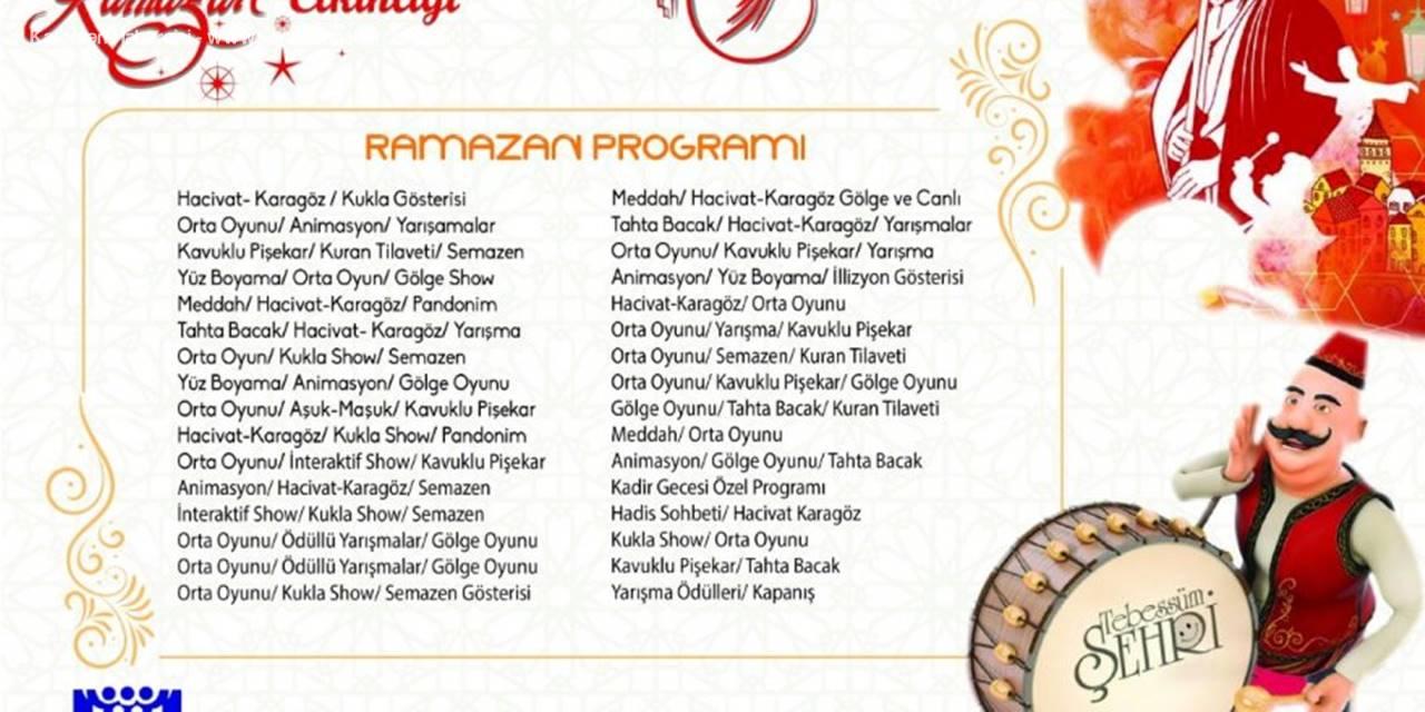 Karamanda Ramazan Akşamları Dolu Dolu Geçecek