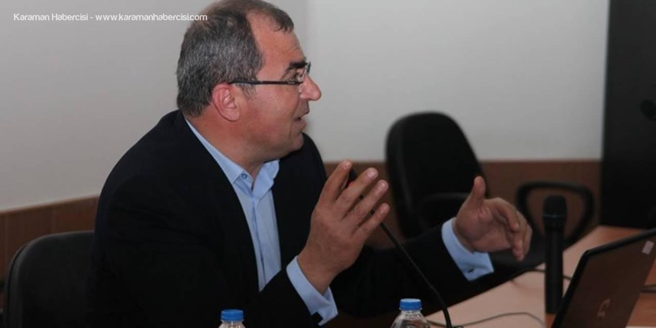 Dünyada ve Türkiye'de Varlık Fonu Karaman'da Anlatıldı