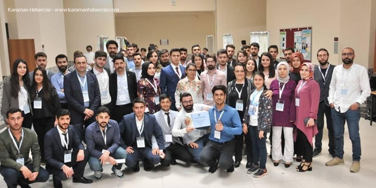 KMÜ'de 3.Enerji Bilim Şenliği Düzenlendi
