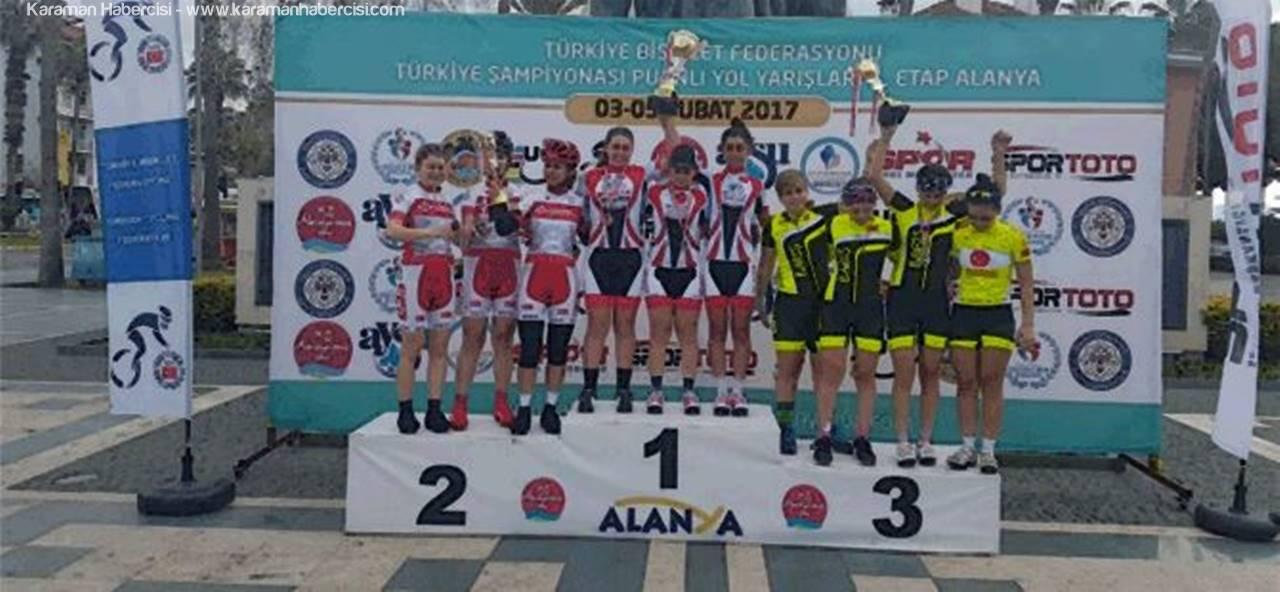 Karaman Bisiklet Takımı Sezona İyi Başladı