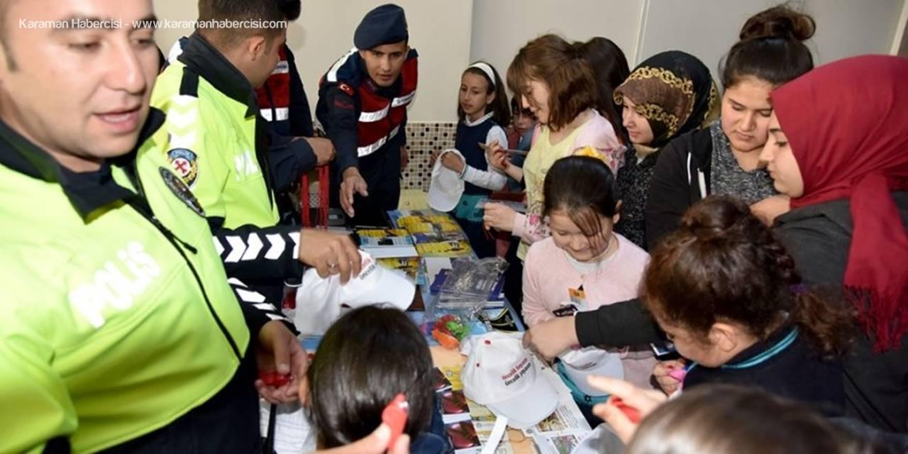Karaman'da 'Karayolu Trafik Haftası' Etkinlikleri