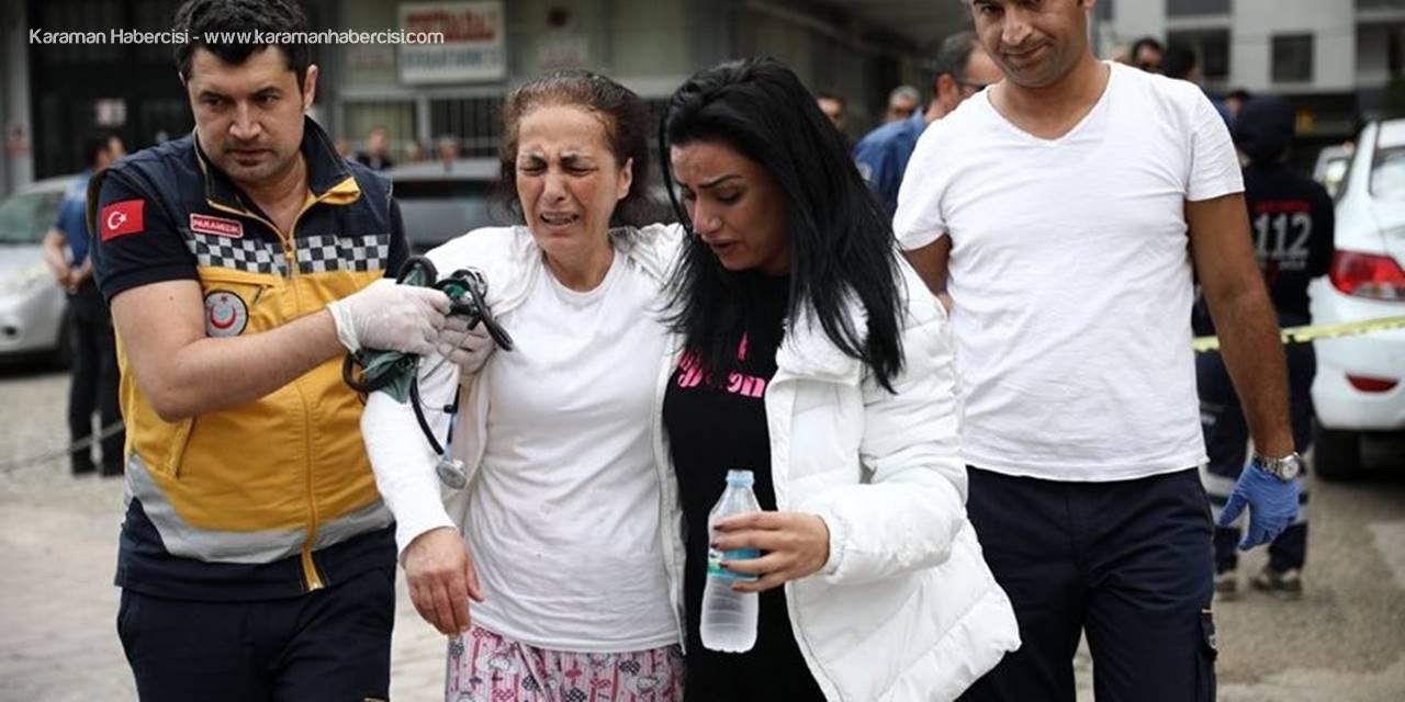 12 Yıl Önce Ablasının İntihar Ettiği Balkondan Atladı