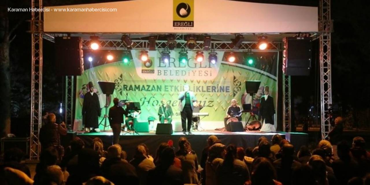 Konya'da Ramazan Etkinliklerinin Açılışı Yapıldı