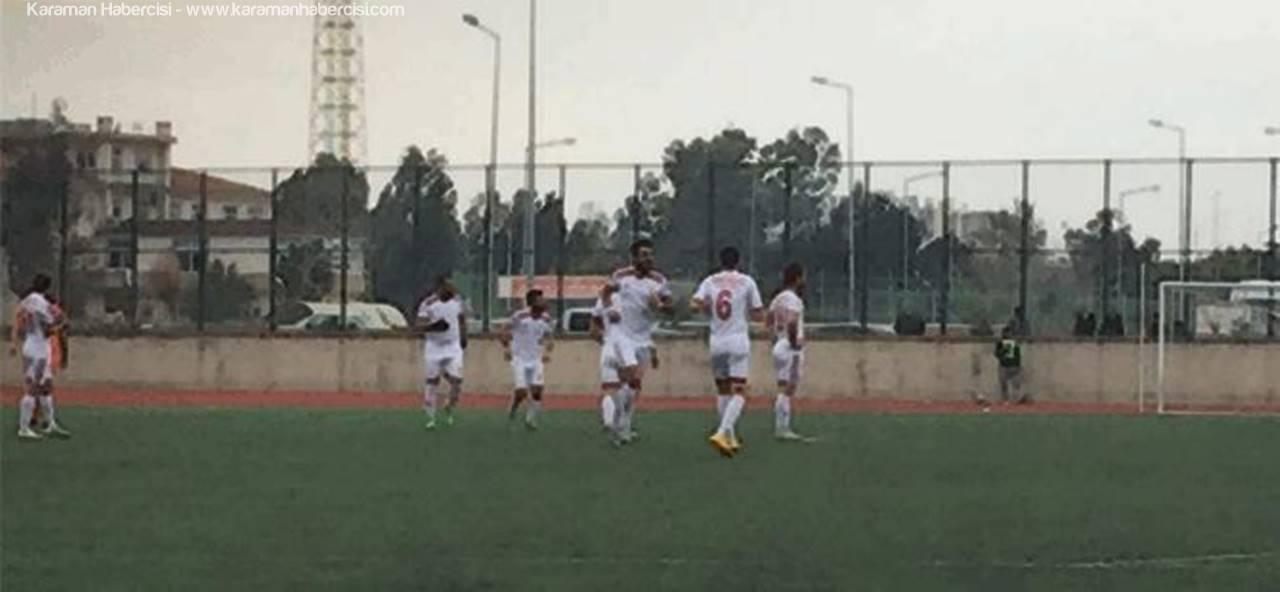 Karaman Belediye Spor:5 - Körfez İskenderun Spor:1