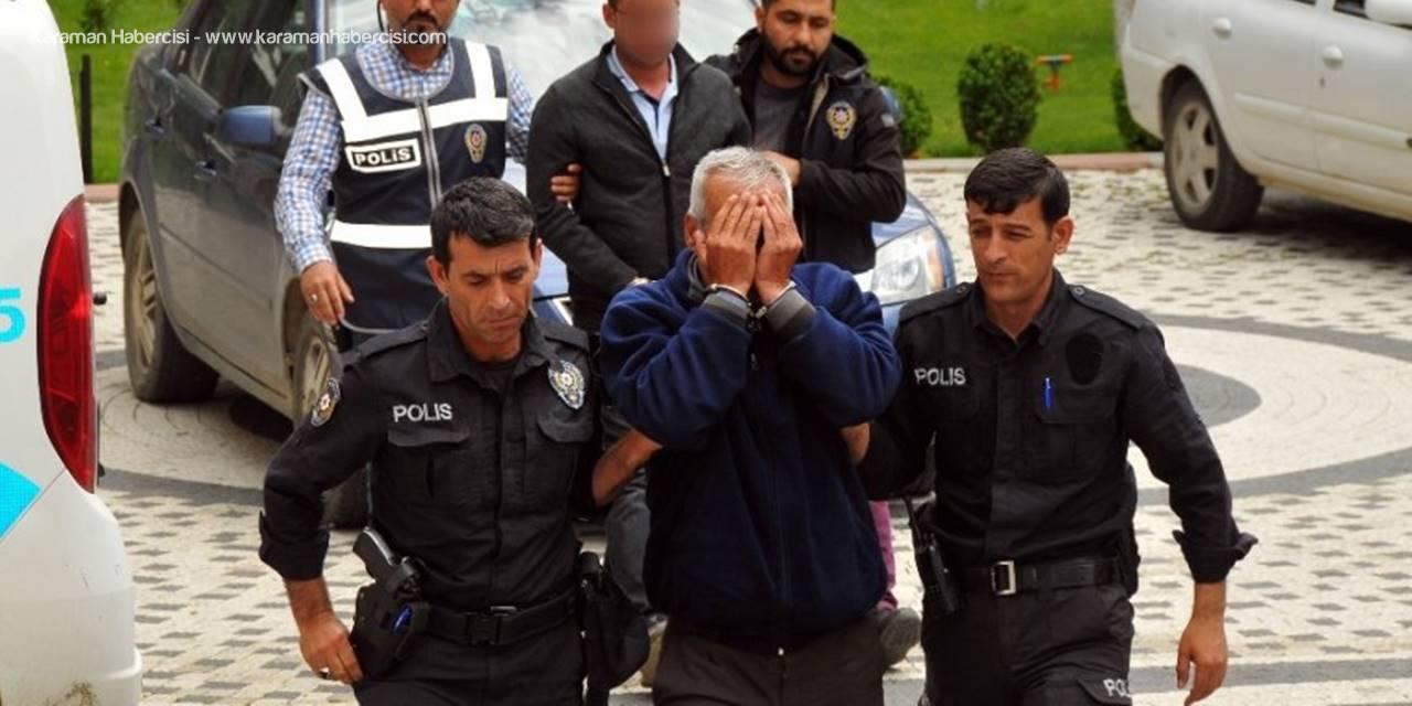 Konya'da Cinayetin Zanlısı Teslim Oldu
