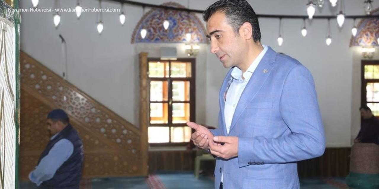 Karaman Belediye Başkanı Savaş Kalaycı'dan Anlamlı Ziyaret