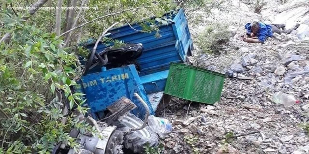 Mersin'de Çapa Motoru Devrildi: 2 Ölü, 1 Yaralı