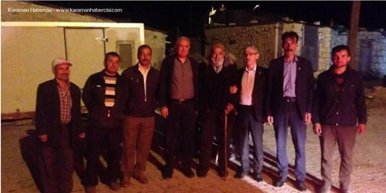 Karaman'da Köylere Ziyaret