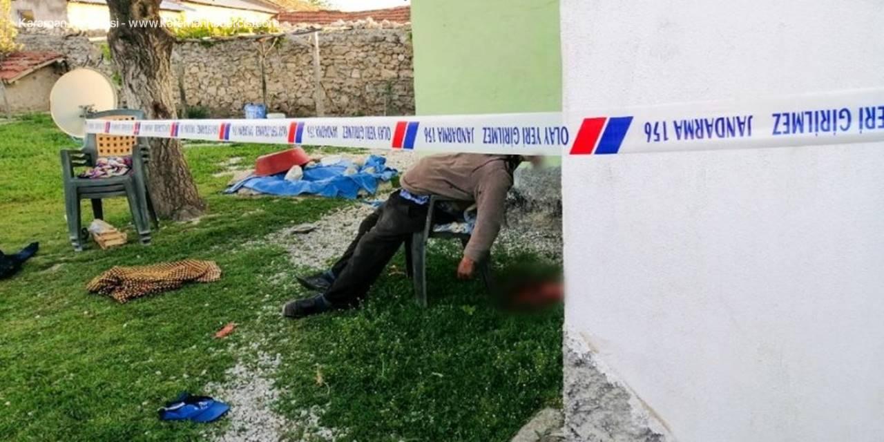 Tüfekle Oynayan Torun Dedesini Başından Vurup Öldürdü