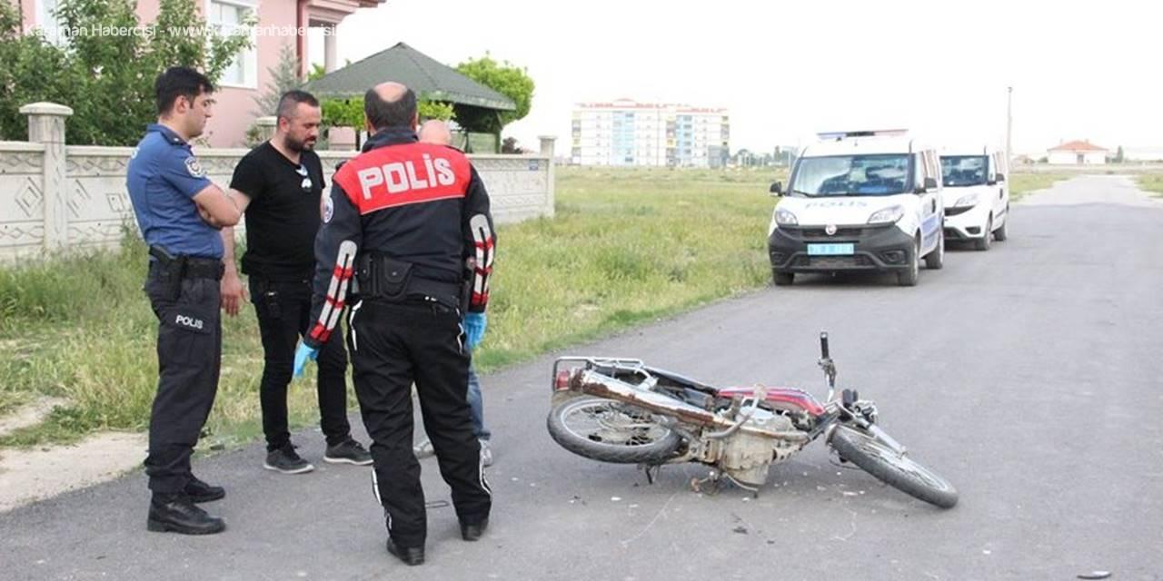 3 Yıl Önce Mersin'de Çalınan Motosiklet Karaman'da Ortaya Çıktı