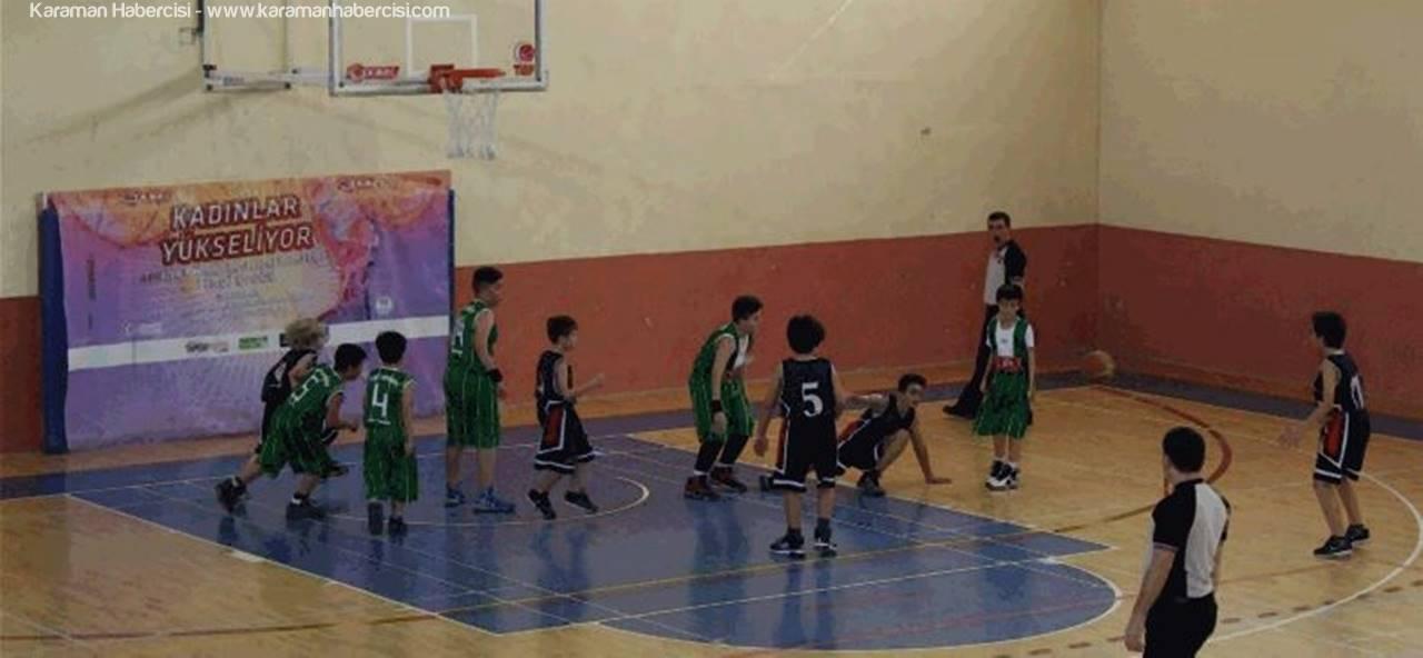 Basketbolda Şampiyon Özel Babaoğlu