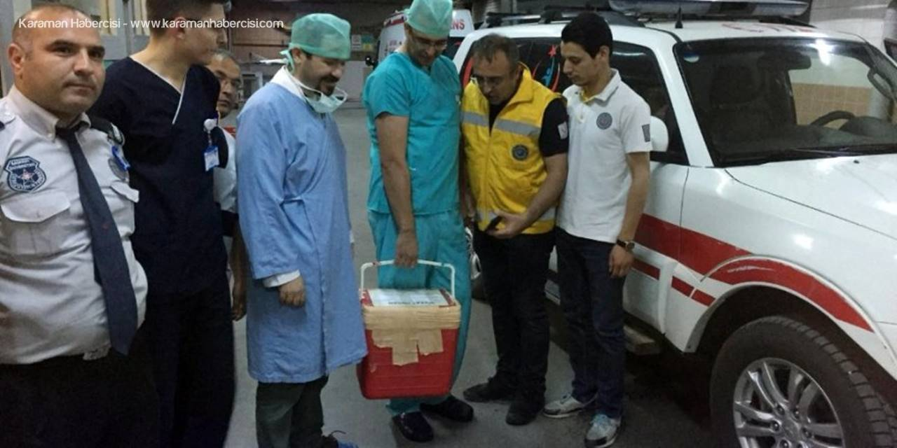 Konya'da Ölümü Gerçekleşen Vatandaşın Organları 5 Hastaya Umut Oldu