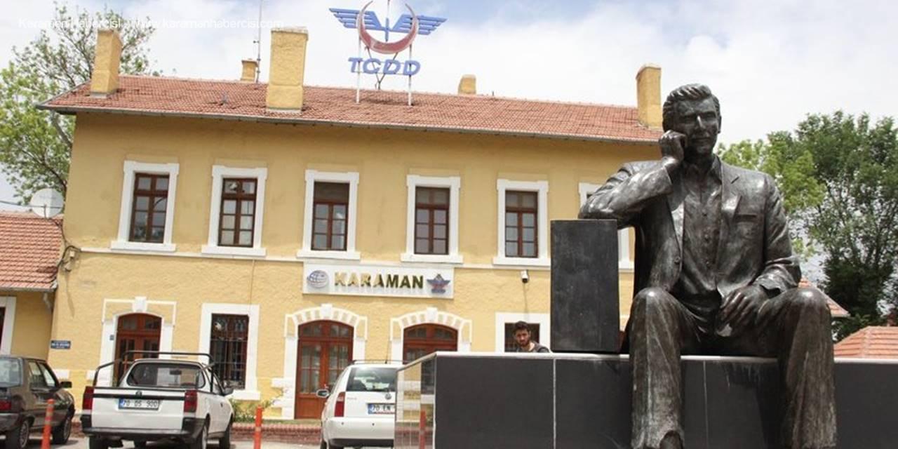 Karaman-Konya Hızlı Tren Projesi Mesafeleri Kısaltacak