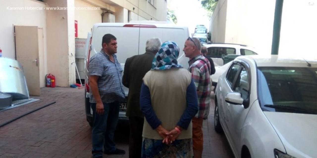 Antalya'da Ranzadan Düşen Genç Öldü