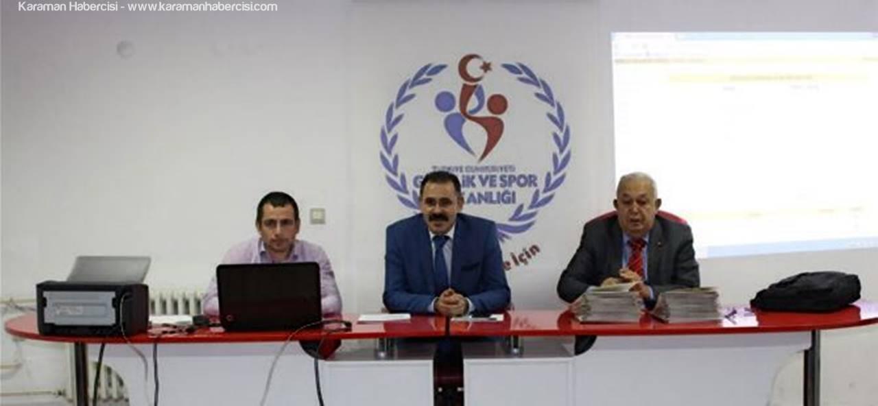 Karaman'dan Anadolu Yıldızları Geçecek