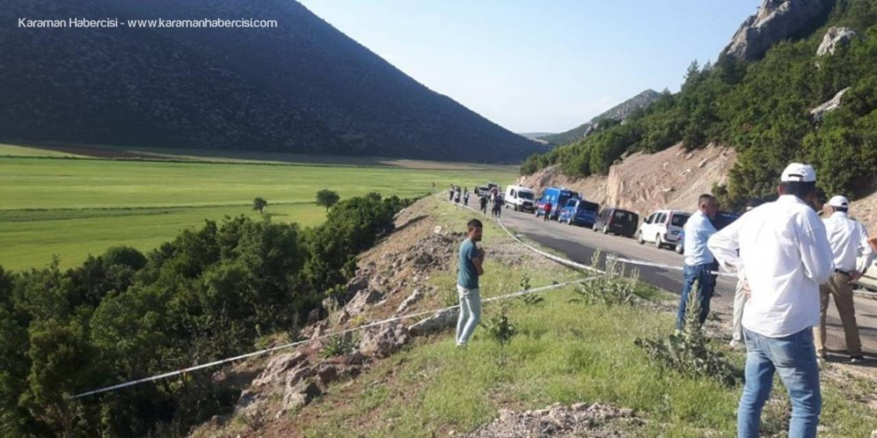 Antalya'da Kayıp Şahsın Cesedi, El ve Ayakları Bağlı Halde Ormanda Bulundu