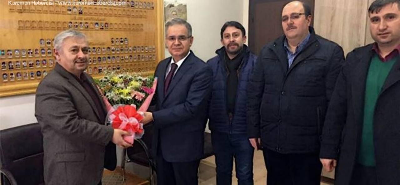 Vali Süleyman Tapsız'dan Sivil Toplum Kuruluşlarına Ziyaret
