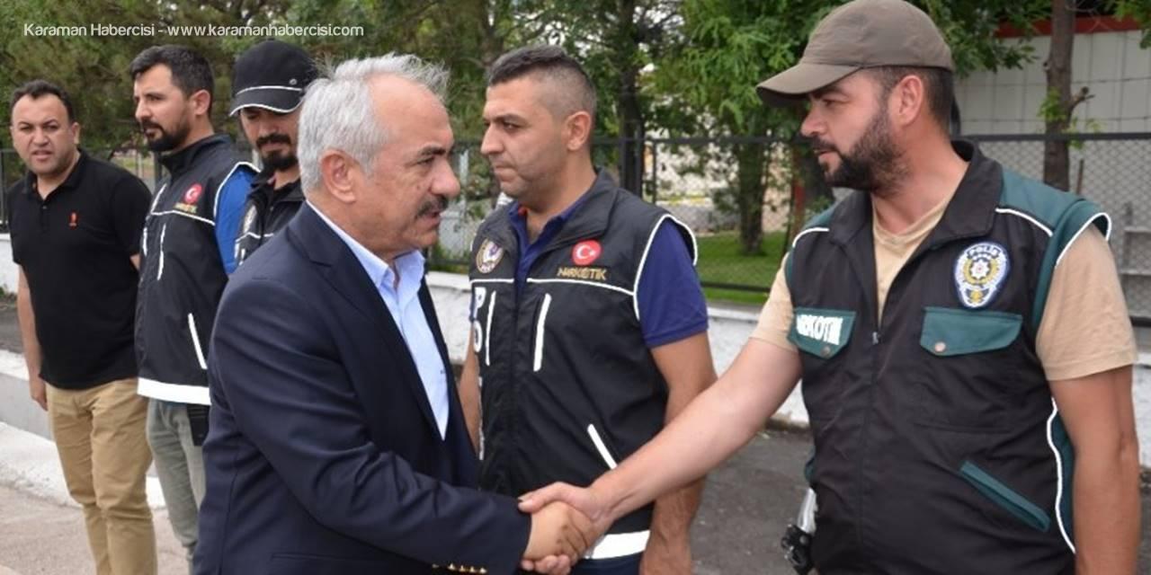 Bakan Yardımcısı Ersoy Aksaray-Ankara ve Adana Yollarında Uygulamada