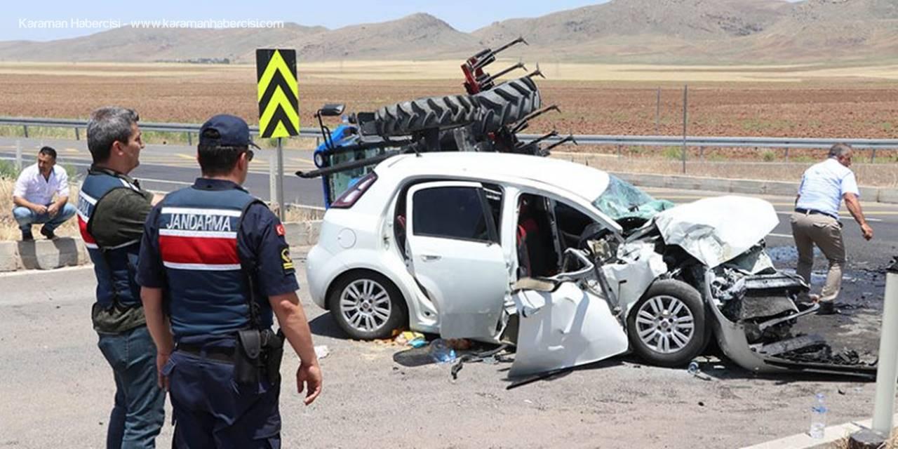 Genç Kız Aksaray'daki Kazadan Sonra Hayata Tutunamadı