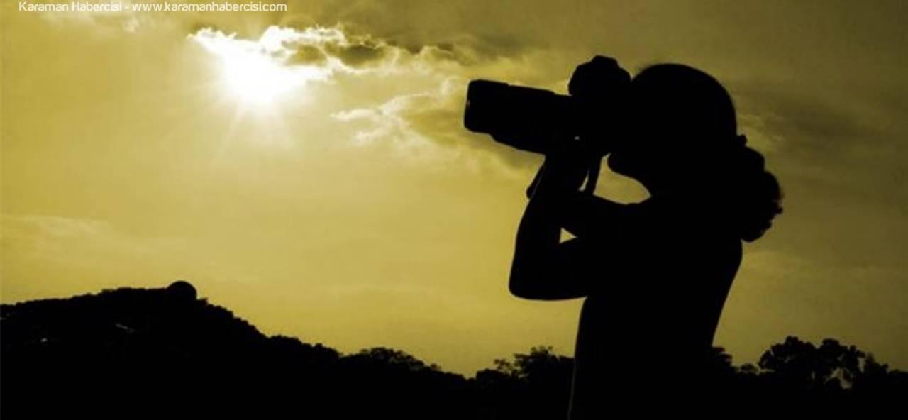 Karaman'da Fotoğrafçılık Kursu Açılıyor