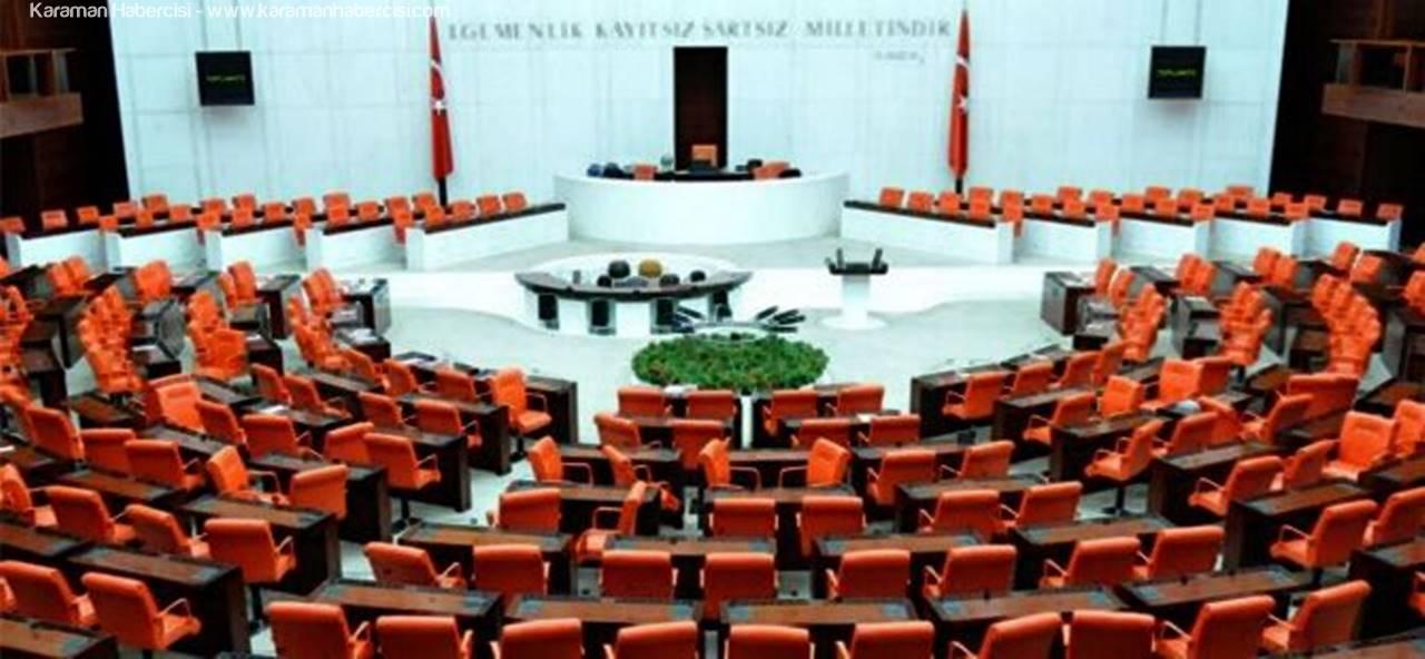 Serbest Bölgeler Kanun Tasarısı TBMM'de kabul edildi