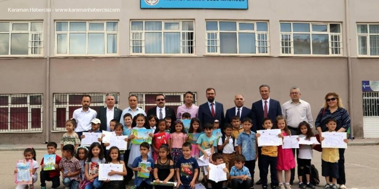 Aksaray'da 83 Bin Öğrencinin Karne Heyecanı