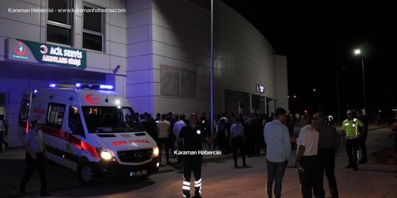 Aksaray'da Silahlı Kavgada MHP Belediye Meclis Üyesi Öldürüldü