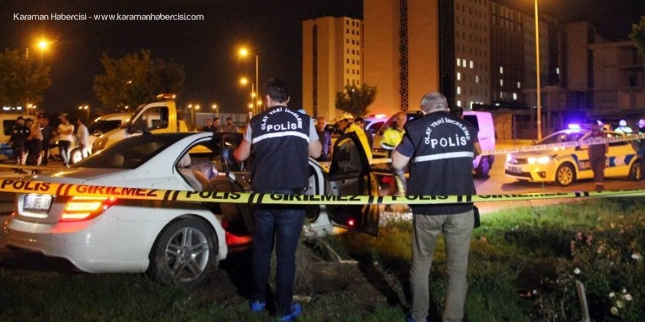 Konya'da Trafik Kazasında Sürücü Hayatını Kaybetti