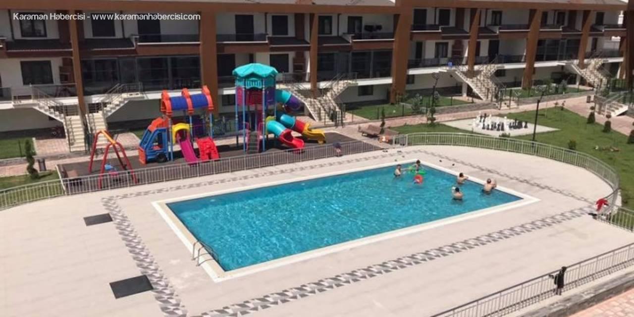 Karaman'nın Prestijli Projesinde Yaz Sezonu Açıldı